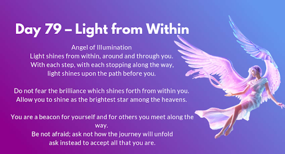 Download 365 Daily Angel Messages from your Angels For PC Windows and Mac apk screenshot 5