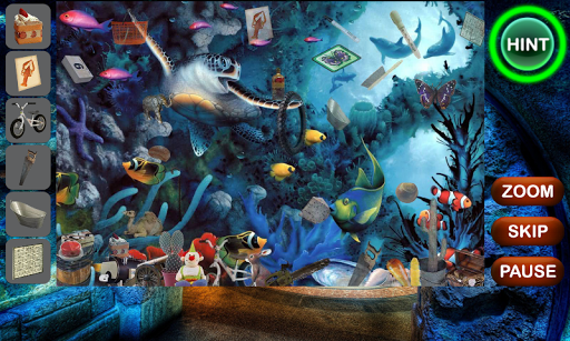 Code Triche Ocean Hidden Objects APK MOD (Astuce) screenshots 4