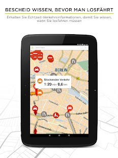 TomTom MyDrive Screenshot
