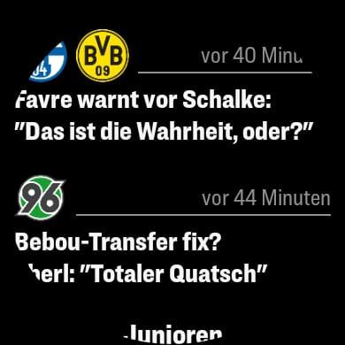 kicker Fußball News 6.6.0 screenshots 20