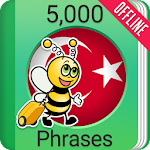 Learn Turkish - 5,000 Phrases