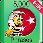 Learn Turkish Phrasebook - 5,000 Phrases 2.1.2