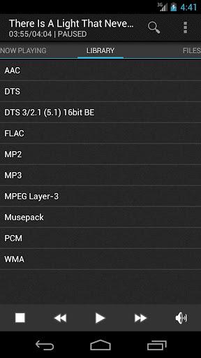foobar2000 controller PRO screenshot 3
