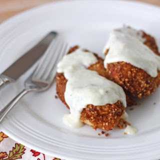 Nutty Fried Chicken With Milk Gravy