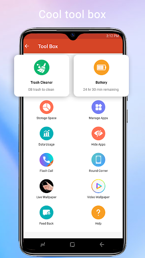 Cool Mi Launcher - CC Launcher 2020 for you 3.3.1 Screenshots 6