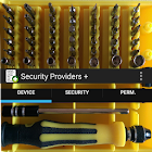 Security Provider plus icon