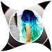 cute hair coloring ideas Icon