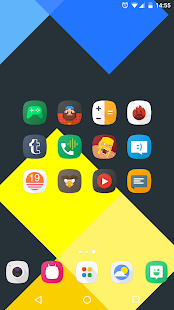 Smugy (Grace UX) - Icon Pack Screenshot