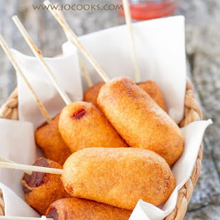 Mini Corn Dogs Recipe