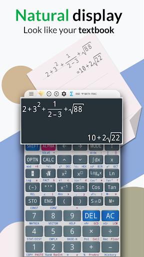 Free engineering fx calculator 991 es plus & 92 4.0.8-23-06-2019-12-release screenshots 1