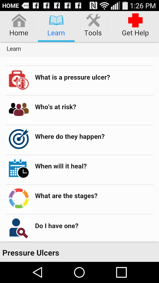VA PUR-Pressure Ulcer Resource- screenshot