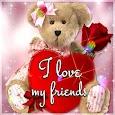 Friendship Images Gif apk
