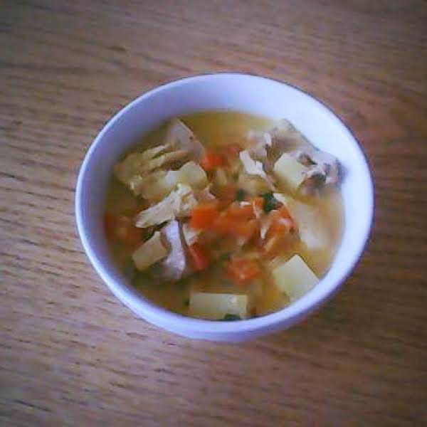 Coconut Turkey Curry Recipe