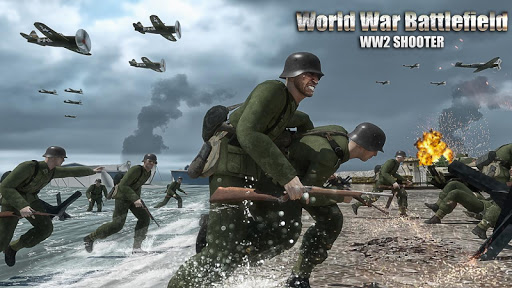 Call of  World War Duty: Shooting Game 1.3 screenshots 9