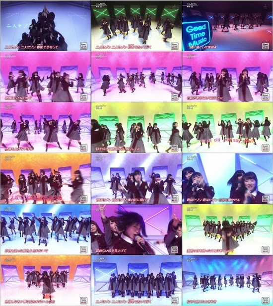 (TV-Music)(1080i) 欅坂46 Part – Good Time Music 161129