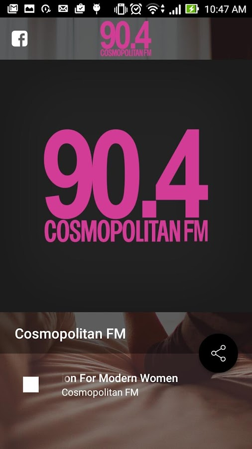 Cosmopolitan FM- screenshot