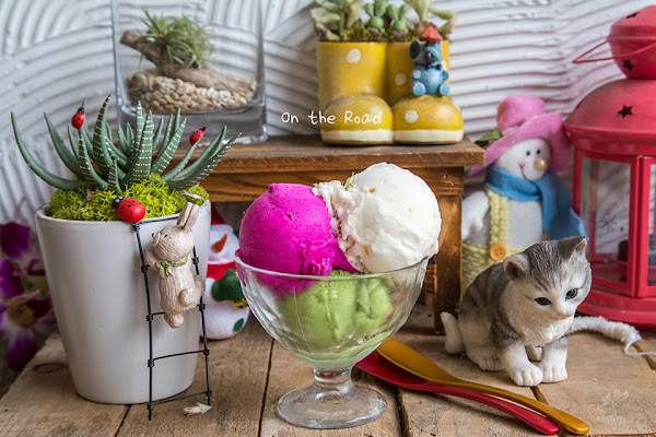 On the Road義式冰淇淋 好吃的水果雪酪與酒香口味 台北天母美食