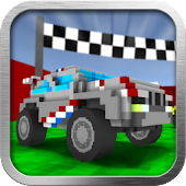 Blocky Rally Racing