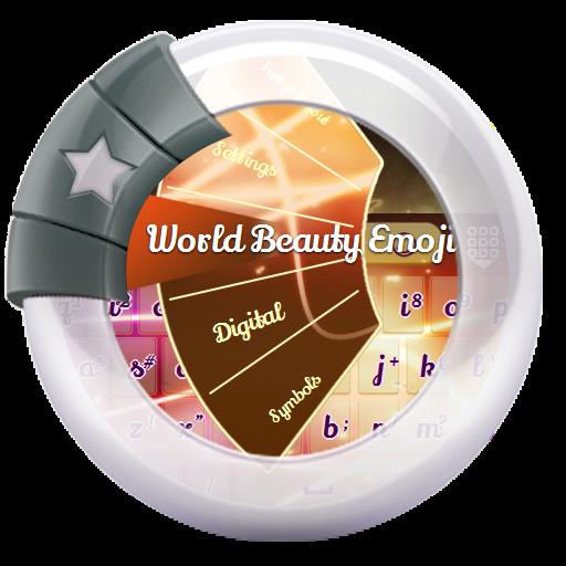 世界美容 GO Keyboard 個人化 App LOGO-APP試玩