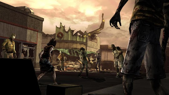 The Walking Dead Season ONE 1.04 Apk + Mod + Data for Android 5