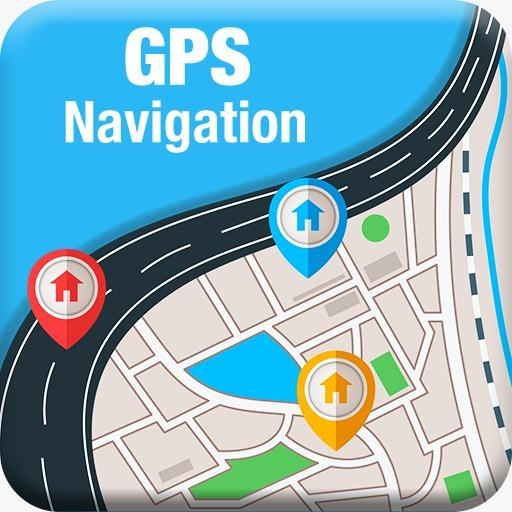 App Insights: Navigation Map; GPS Route Finder Without ... on internet map art, internet map store, internet health, internet email, internet map history, internet phone app, internet web app,