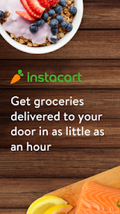 Instacart Grocery Delivery 1