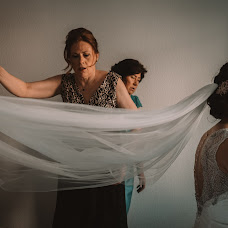 Wedding photographer Sergio Gallegos (SergioGallegos). Photo of 23.06.2018