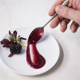 Mixed Berry Wojapi.