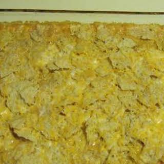 Nacho Chicken Casserole.