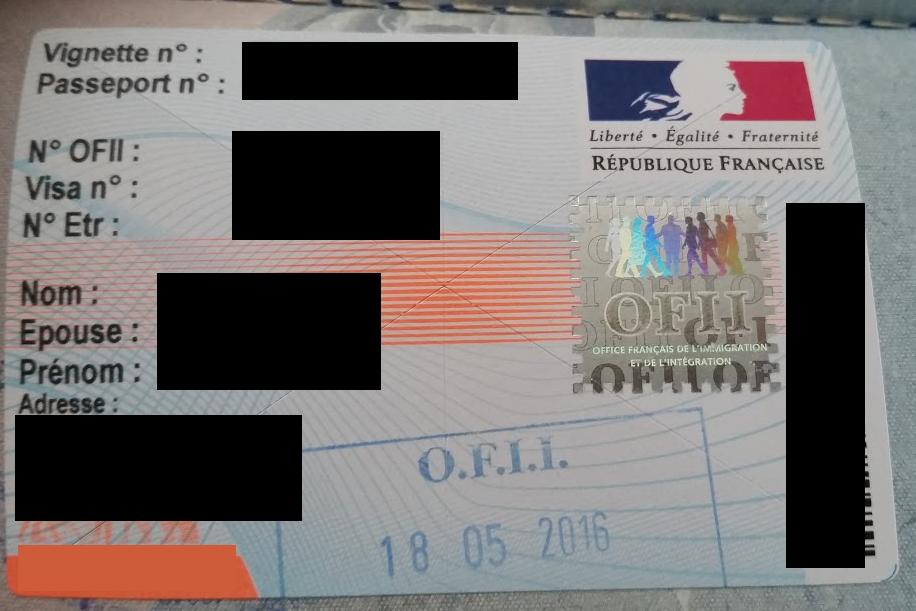 Carte No Limit But.Resident Permit Carte De Sejour In France If I Already