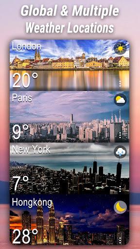 النشرة الجوية screenshot 7