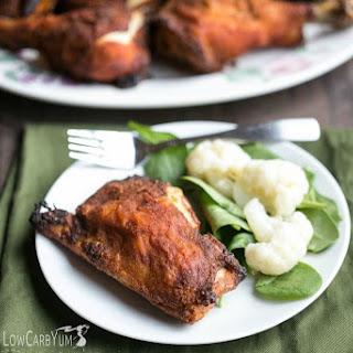 Crispy Oven Baked Chicken Legs