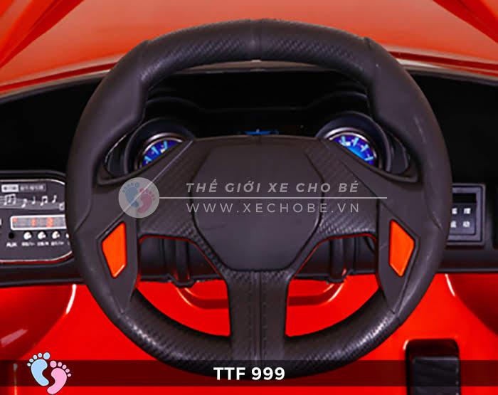 Xe hơi điện trẻ em TTF 999 17