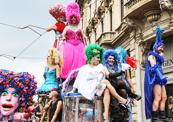 Pride !!! di VILLA MARIO