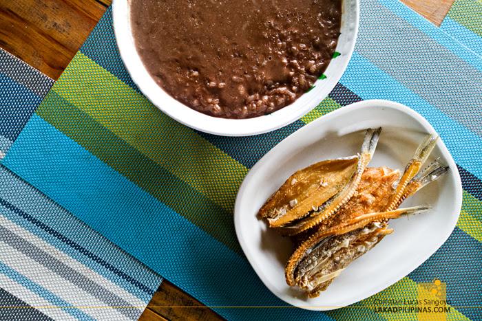 Maligcong Food