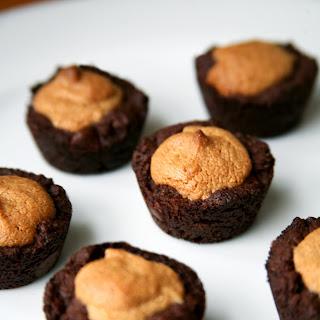 Peanut Butter Brownie Bites.