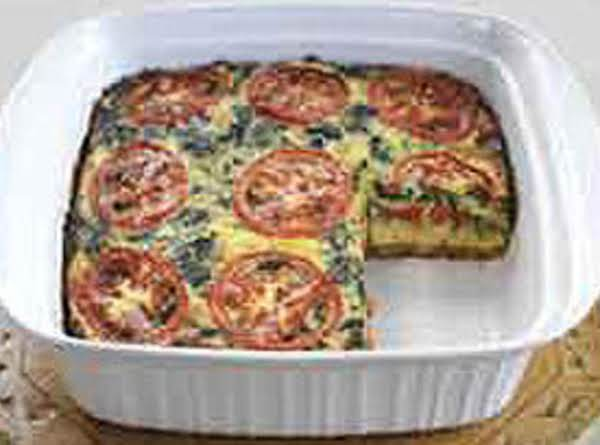 Kit's Easy Layered Veggie Bake Recipe