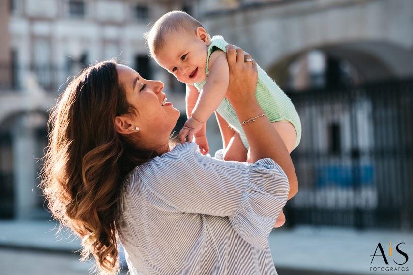 Reportaje de familia en Aranjuez