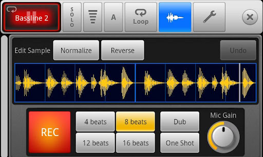 SPC  Music Sketchpad Demo screenshot 4