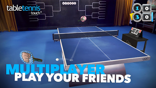 Table Tennis Touch - screenshot