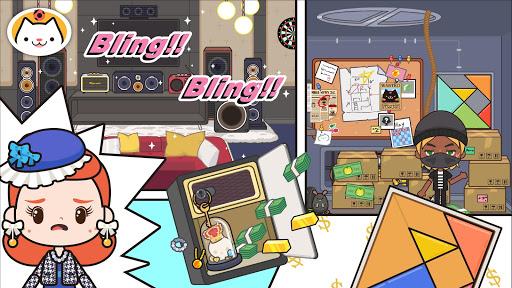 Code Triche Miga Town:Appartement mod apk screenshots 2