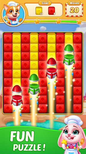 Judy Blast - Candy Pop Games screenshots 2
