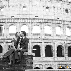 Wedding photographer Artur Jakutsevich (italy). Photo of 17.01.2015