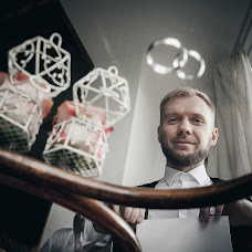 Wedding photographer Aleksey Polischuk (polialeksius). Photo of 28.10.2017