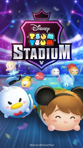 Tsum Tsum Stadium Varies with device screenshots 6