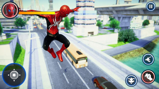 spider boy san andreas crime city 2 1.1.3 screenshots 1