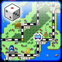 ボードゲーム 鉄道王NEO icon