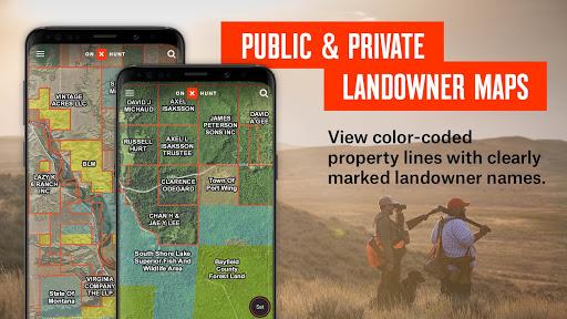 onX Hunt #1 Hunting Maps & Offline GPS Navigation 4.26.2 screenshots 1