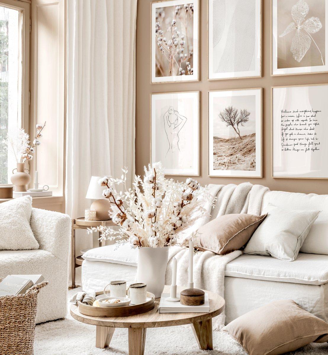 Arrange a Gallery Wall