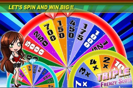 Triple Frenzy - FREE Slots- screenshot thumbnail